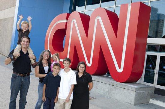 Recorrido por el estudio CNN de...