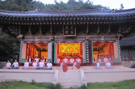 Estancia de 2 días en el templo budista coreano Geumsunsa de Seúl