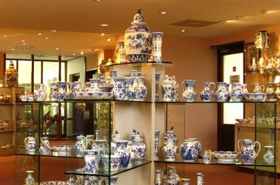 Delft Pottery Factory Tour Including...