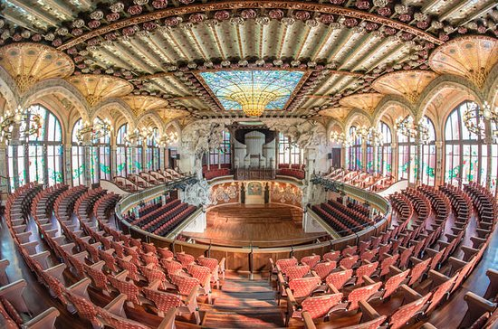 Skip the Line: Barcelona Palau de la...