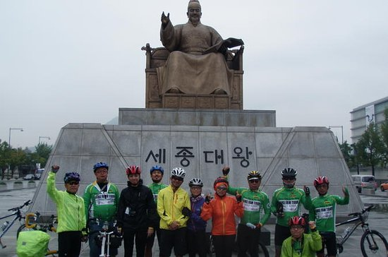 Seoul City Sightseeing by Bike and