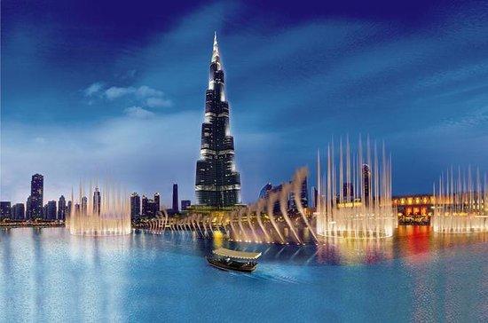 Burj Khalifa, Burj Al-Arab with Cocktails Private Dubai Tour