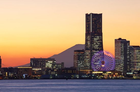 Private Yokohama Transfer: Tokyo...