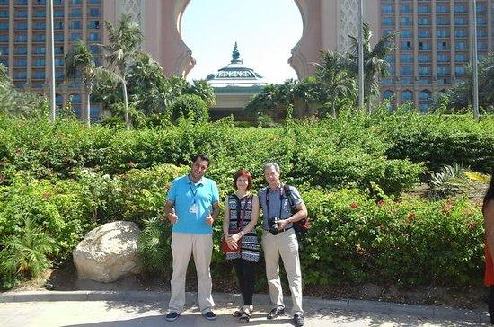 Tour privato allo scalo dall'aeroporto di Dubai