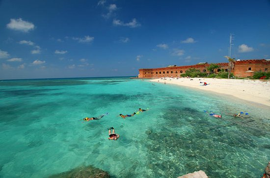 Dry Tortugas National Park Day Trip...