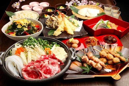 Tokyo Robot Cabaret Show Including Dinner at Kyoto Themed Izakaya...