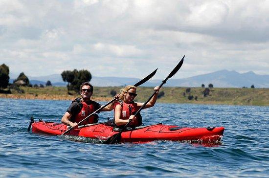 Lago Titicaca de 4 días en kayak