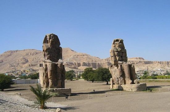 Tour of Ancient Thebes from Port ...