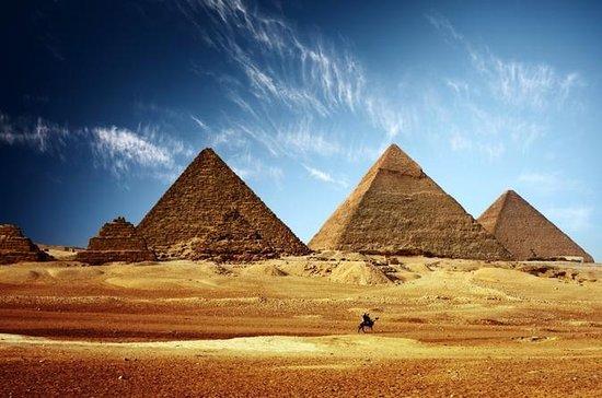 Excursão de 1 Dia do Cairo ao Museu...