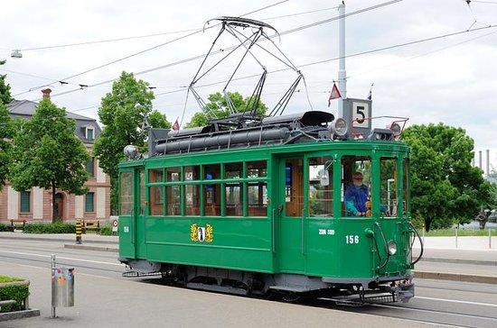 Sunday Vintage Tram Tour in Basel