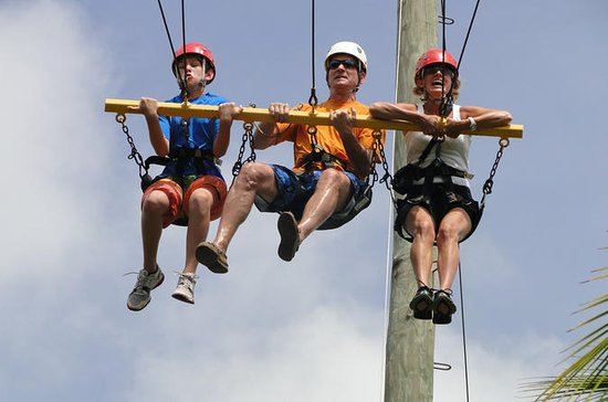 H'Evans Scent Zipline Adventure from...