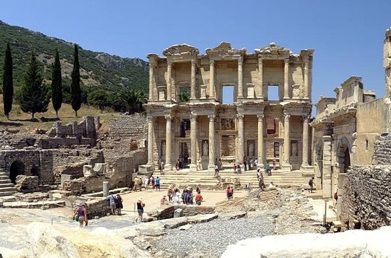 Ephesus and Wine Tasting Tour From...