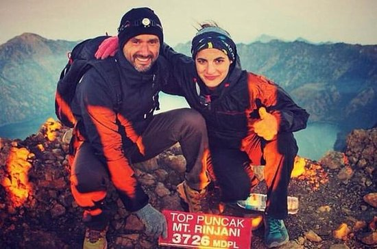 3-dages Mt Rinjani Volcano Trekking...