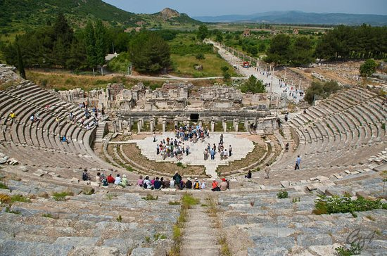 Ephesus From Kusadasi: Mother Mary's ...