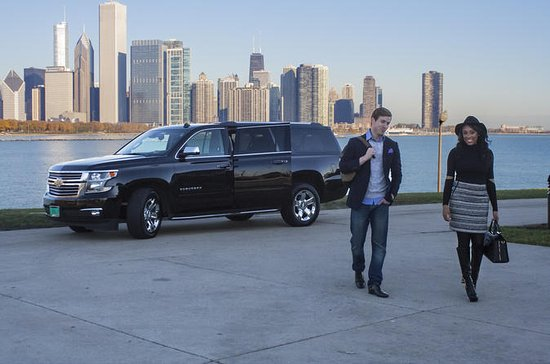 Chicago Airport Private Departure Transfer by SUV