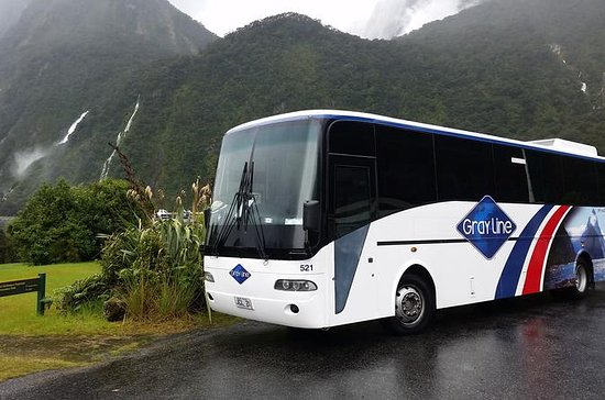 Milford Sound Full-Day Luxury Tour...