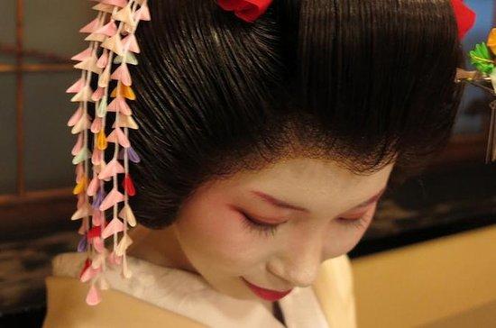 Geisha Banquet à Tokyo