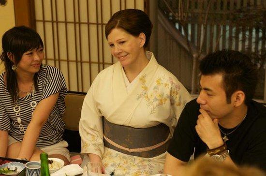 Privates Mittagessen mit Sayuki, der...
