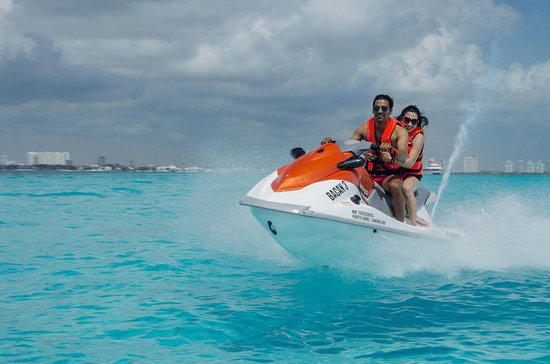 Cancun Waverunner Adventure with...