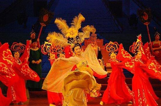 Xi'an Nightlife: Tang Dynasty Music...