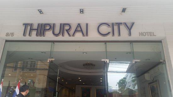 Thipurai City Hotel: 20170105_085723_large.jpg