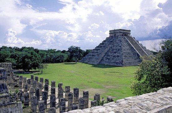 Tour privato di Chichén Itzá, Coba e