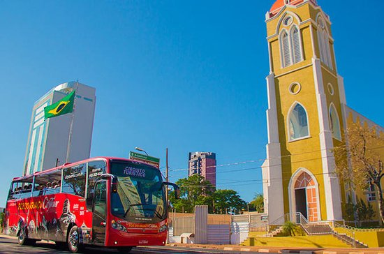 Foz do Iguacu 3-Hour Sightseeing Bus Tour with Three Frontiers