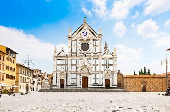 Uffizi, Accademia and Santa Croce...