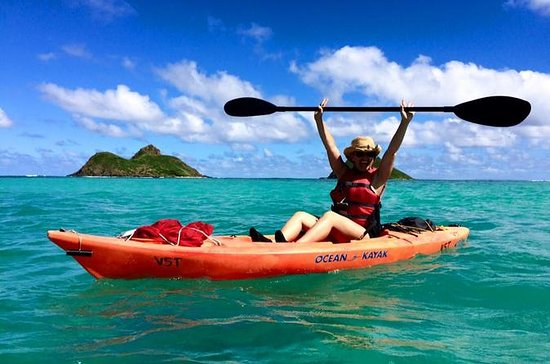 Mokulua Islands Full-Day Guided Kayak...