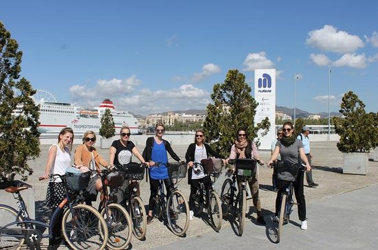 Malaga Familievenlig Bike Tour