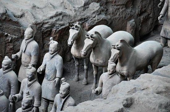 Private Customized Day Tour of Xi'an