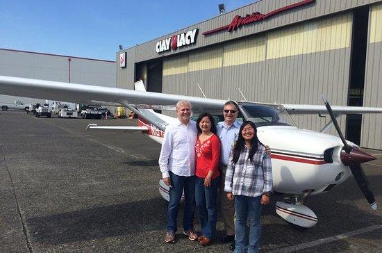 Tour Panorâmico de Avião em Seattle