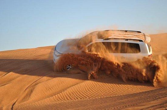 Dune Bashing y Quad Biking desde Dubai