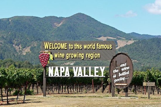 Napa and Sonoma Valley Wine Tour from...