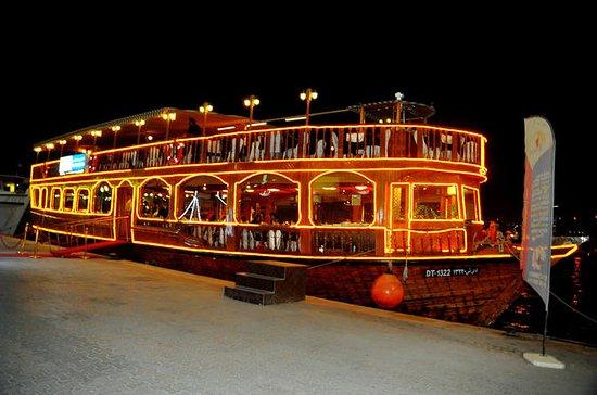 Dubai Moonlight Dinner Cruise