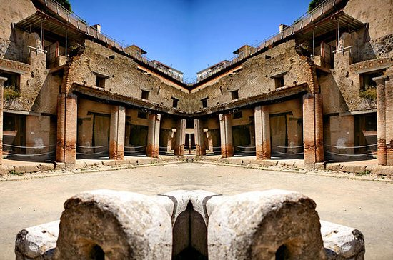 Herculaneum Private Guided Tour Led