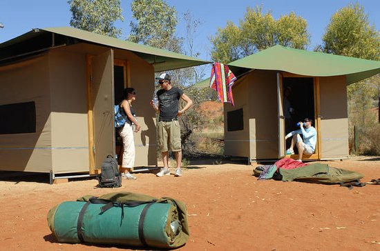 3-Day Uluru Camping Adventure from...