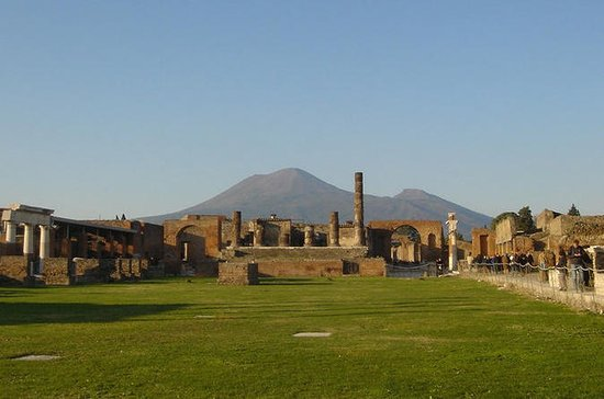Naples to Pompeii Private Guided Tour ...