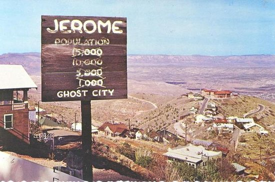 Classic Historic Tour of Jerome AZ