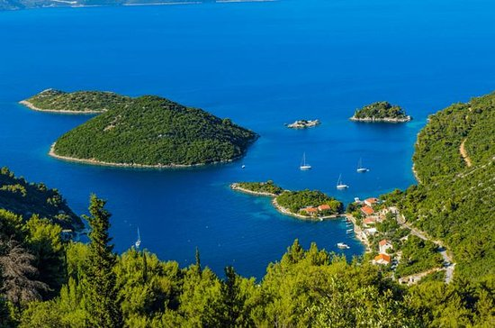National Park Mljet Full Day Boat...