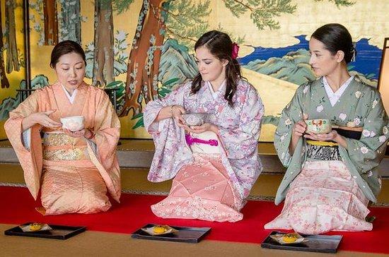 松島と塩釜の文化体験ツアー:非公開の茶室へ特別招待付き
