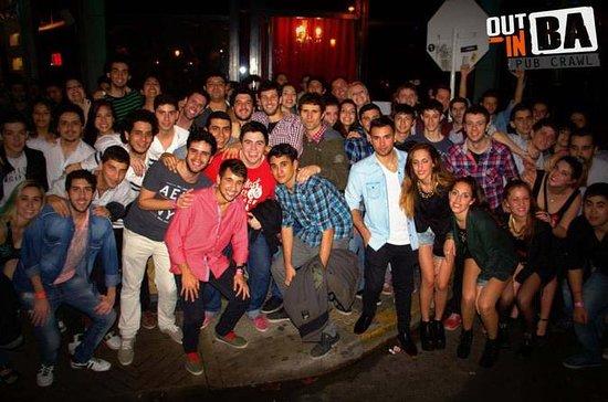 Half-Day Pub Crawl in Buenos Aires