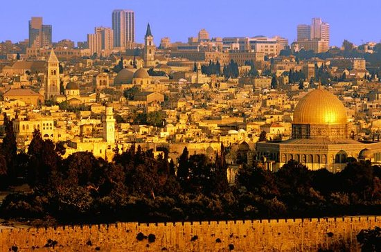 Private Tour: Old City of Jerusalem Christianity Tour