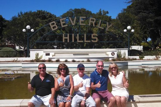 Hollywood Sightseeing Tour from...