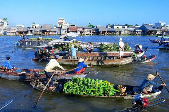 Mekong Delta Floating Market Day Trip...