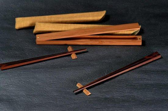 京都の箸作り体験教室