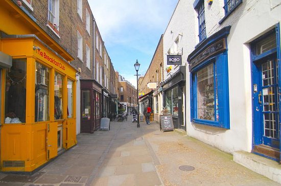 Private Tour: Discover Islington with