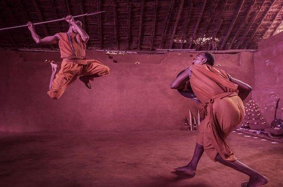 Kalaripayattu Ancient Martial Art...
