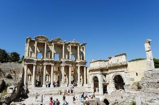 Bäst av Ephesus Tour från Kusadasi ...