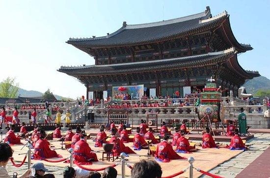 Small-Group Seoul Morning Royal...